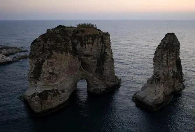 Visita el Líbano
