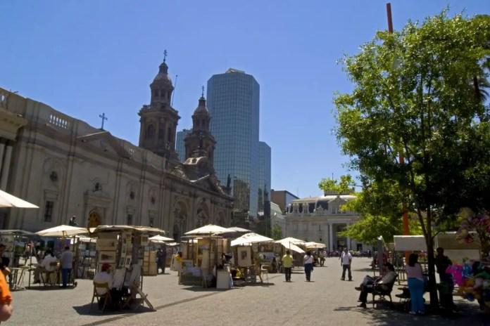 visita Chile