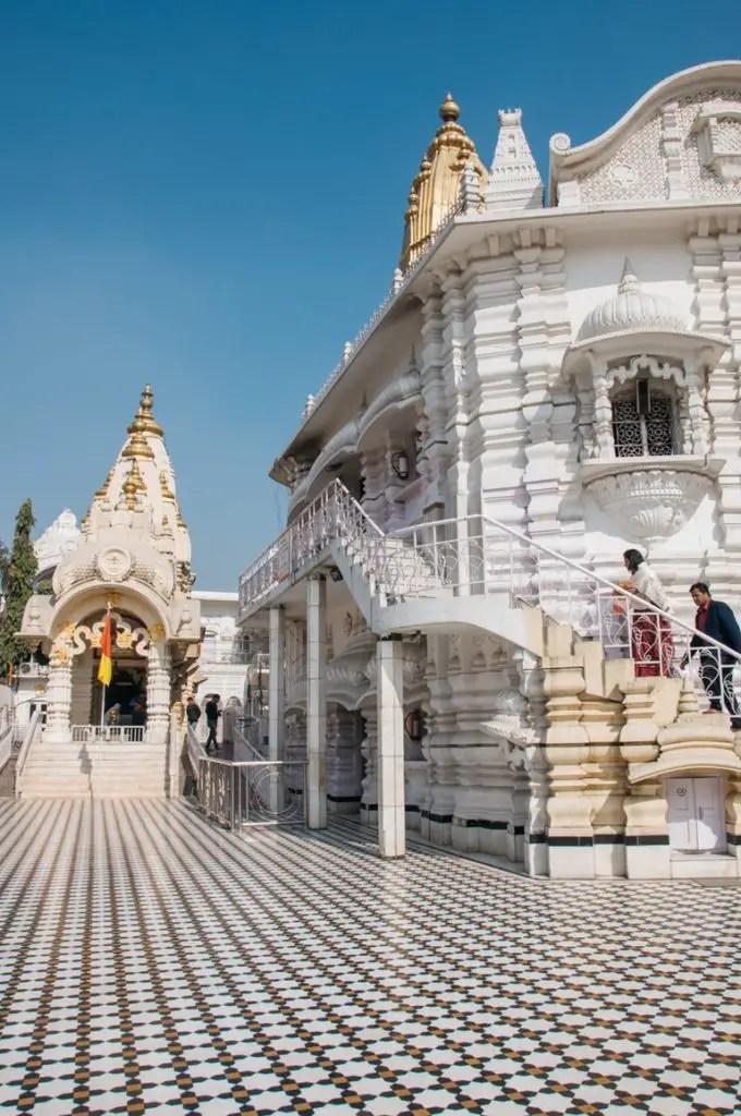 Visita la India