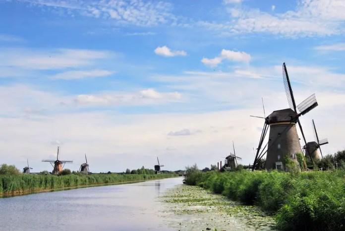 visita Holanda