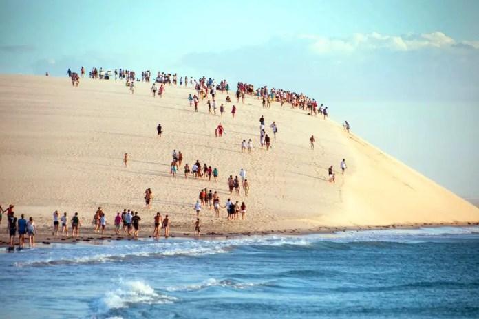 playas mas destacadas en america del sur