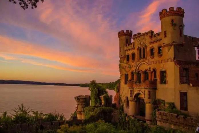 castillos europeos en estados unidos