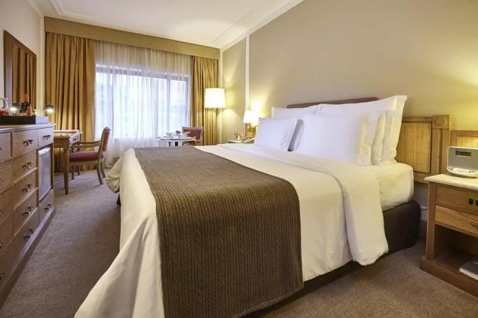 hoteles en sao paulo cerca del aeropuerto