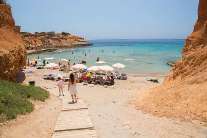 playas recomendadas en ibiza