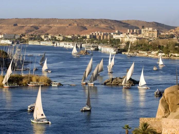 actividad turistica de africa