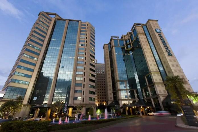 hoteles sao paulo centro