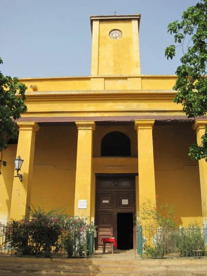 iglesia san carlos borromeo gorea