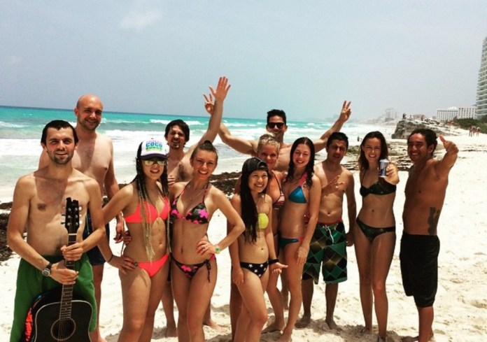 Voluntario como promotor de actividades cancun