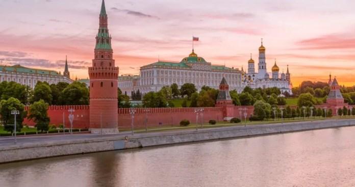 kremlin en moscu