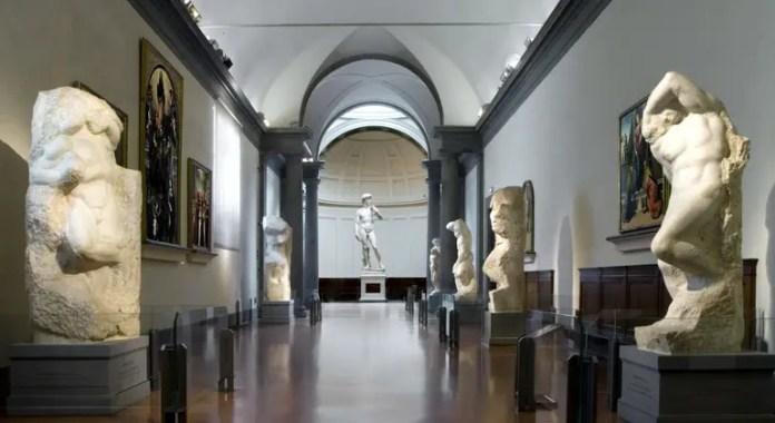 galeria de la academia italia