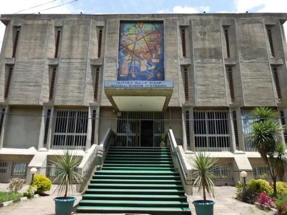 Museo Nacional de Etiopia