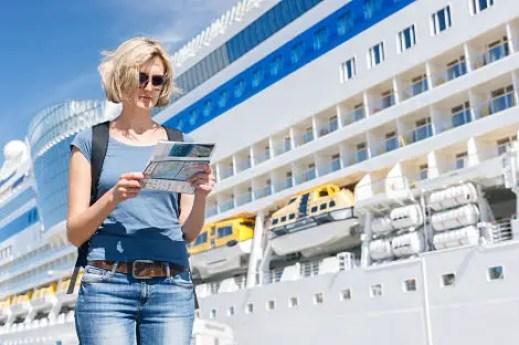 viajar en cruceros por primera vez