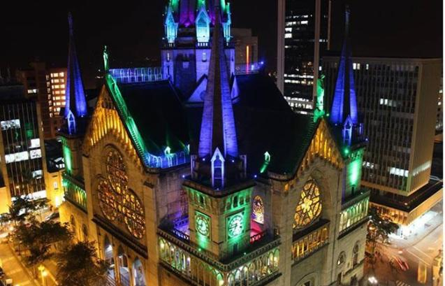 catedral basilica de manizales