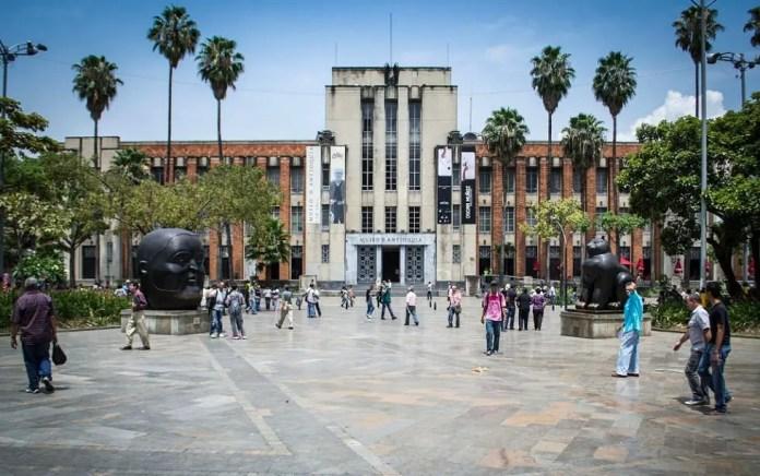Turismo Cultural en Medellín: Museo de Antioquia