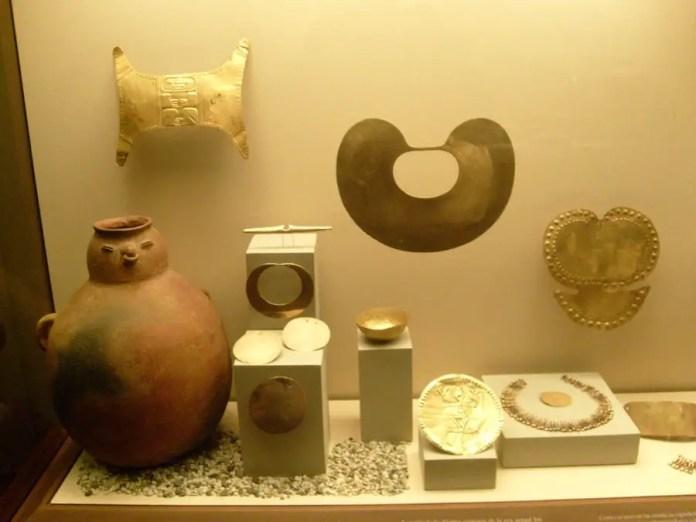 Sitios turísticos en Manizales: Museo del Oro