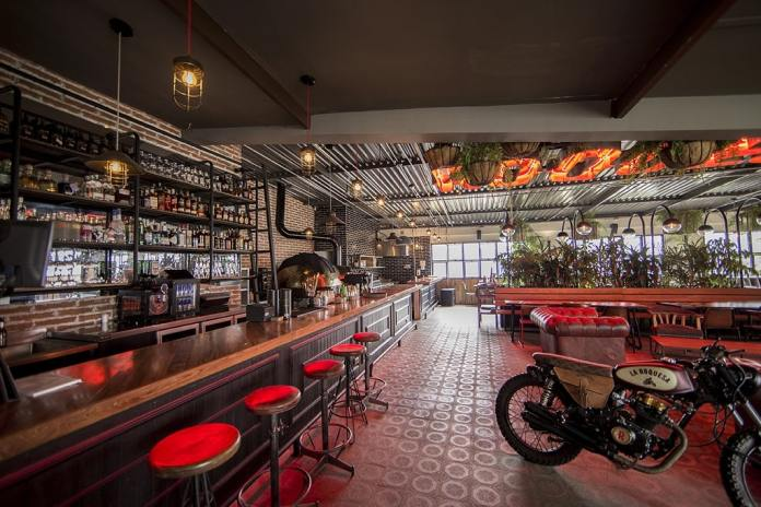 Mejores restaurantes de Manizales: La Roquesa