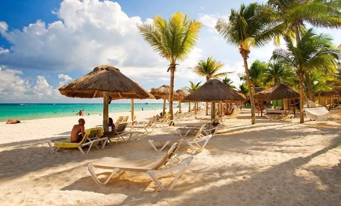 Playas que debes visitar en México: Playa del Carmen