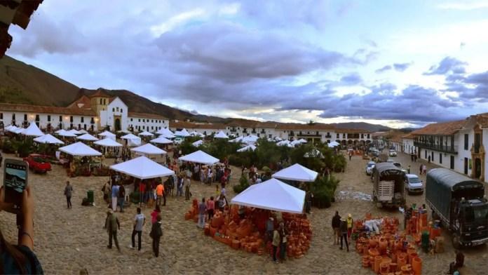festival del arbol villa de leyva