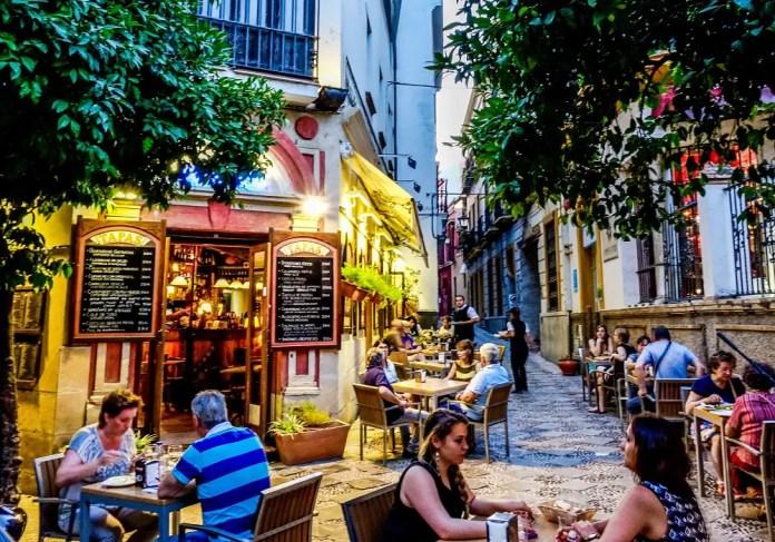 barrios famosos de españa