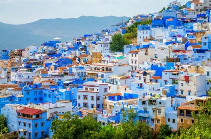 Chaouen, la ciudad más bonita de Marruecos