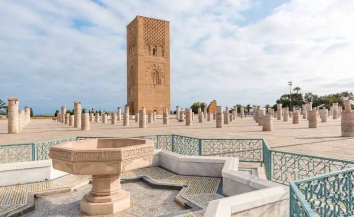 Qué ver y qué hacer en Ratbat, Marruecos