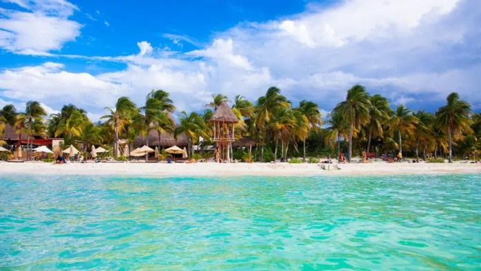 Isla mujeres el paraíso de la Riviera Maya