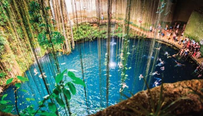 Los cenotes más impresionantes de Riviera Maya