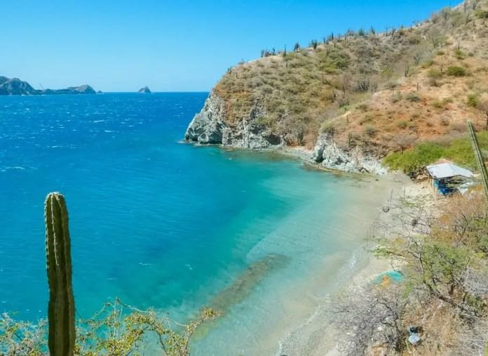 Playas más tranquilas de Colimbia: Sisiguaca