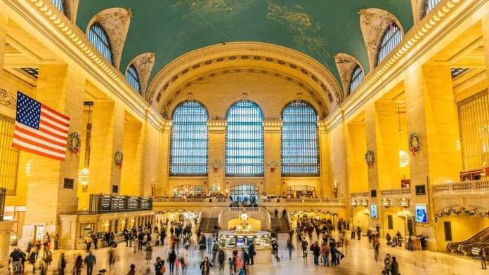 Sitios turísticos New York: Grand Central Terminal