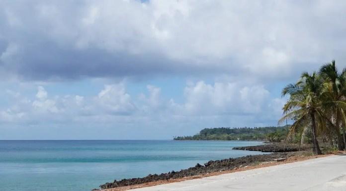 Bahía del Cove San Andrés
