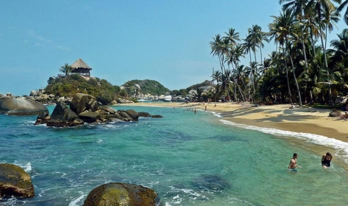 Mejores playas Parque Tayrona: Cabo San Juan