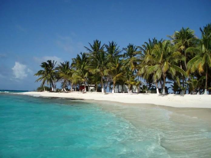 Mejores playas de San Andrés: Cayo Bolívar