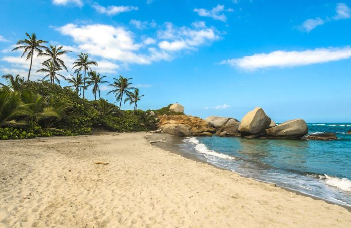 Mejores Playas de Parque Nacional Tayrona Playa Arrecifes