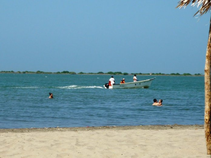 Mejores playas de Barranquilla: Playa Caño Dulce