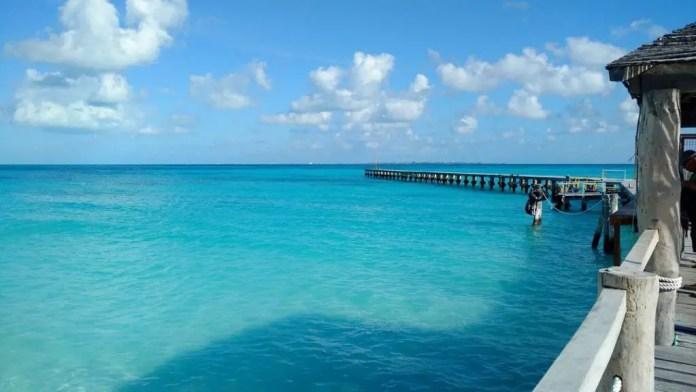 Playas que debes visitar en Cancún: Playa Caracol