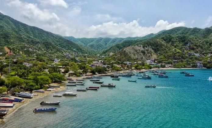 Mejores playas de Santa Marta: Playa Grande