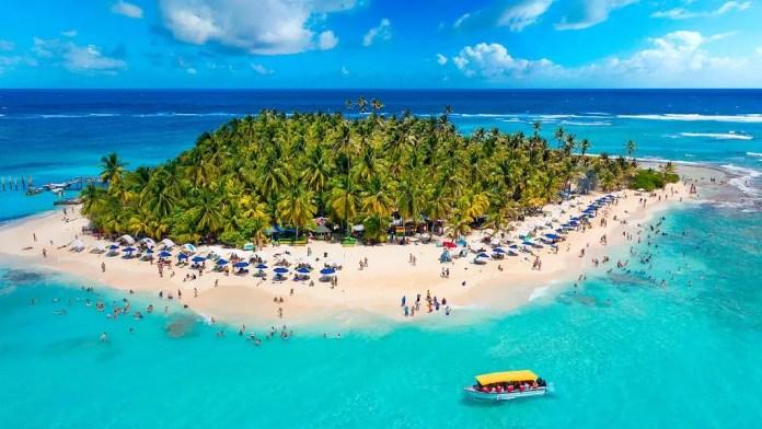 Mejores playas de San Andrés: Johnny Cay