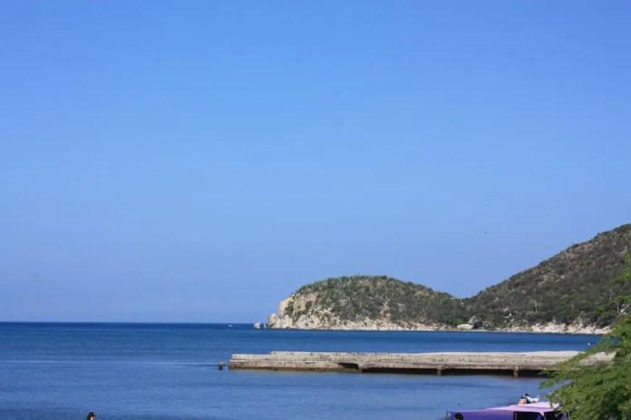 Playas más bonitas de Santa Marta