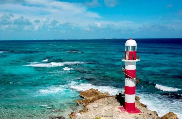 Mejores playas de Cancún: Playa Punta Cancún