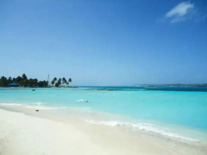 Mejores playas de San Andrés: Playa San Luis