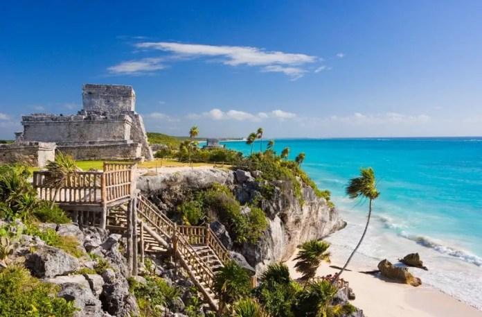 Playas cerca de Cancún: Tulum