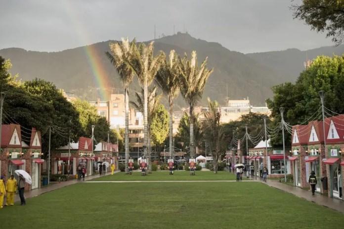 MEjores parques de Bogotá: Parque de la 93