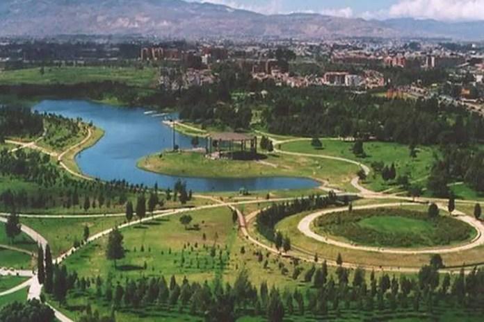 Mejores parques de Bogotá: Parque Metropolitano Simón Bolívar