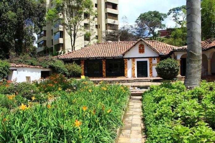 Mejores parques de Bogotá: Parque Museo Chicó