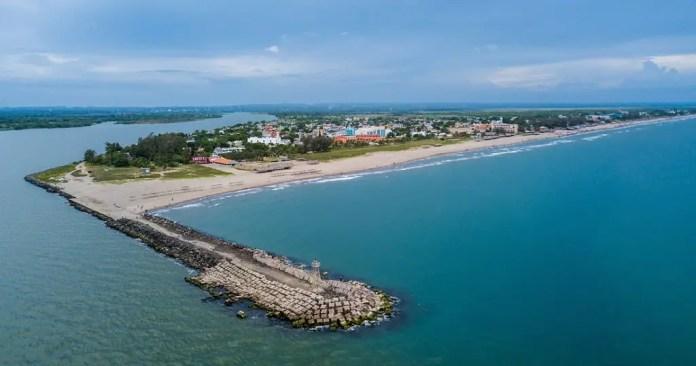 Mejores playas de Veracruz: Playa Tecolutla