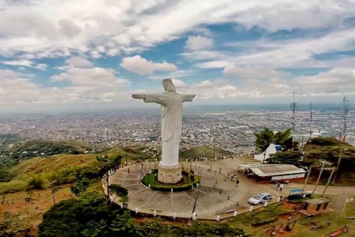 Sitios turísticos en Cali: Cristo Rey