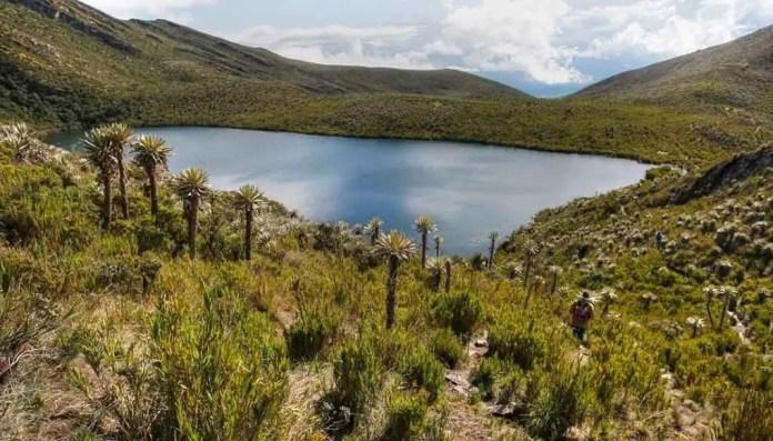 mejores parques nacionales naturales de Colombia