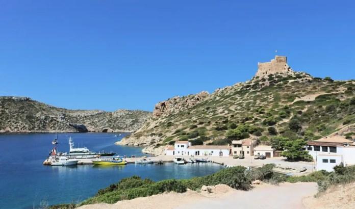 Isla de Cabrera, qué hacer y qué visitar en Islas Baleares
