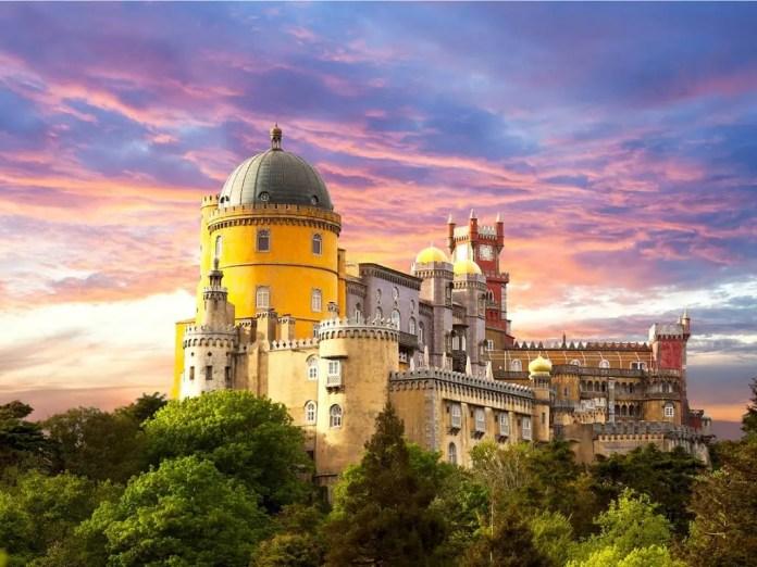 Sitios turisticos de Portugal