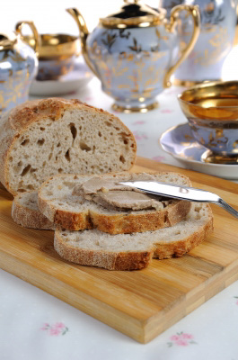 how to make low carb bread at home